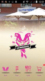 Le Papagayo - náhled