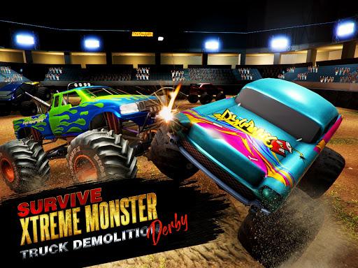 Monster Truck Derby Destruction Simulator 2020 modavailable screenshots 7
