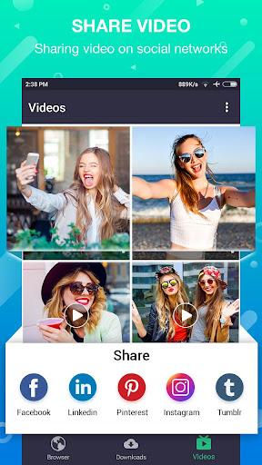Video downloader 1.3.3 screenshots 6
