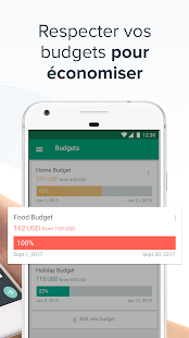 Spendee - budget and expense tracking & bank sync Capture d'écran