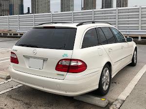 Eクラス ステーションワゴン W211のカスタム事例画像 とよでぃーさんの2020年07月20日21:52の投稿