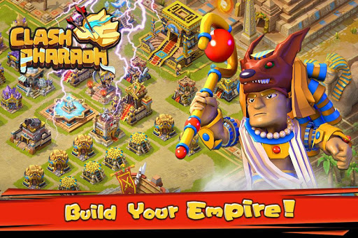 免費下載策略APP|Clash OF Pharaoh app開箱文|APP開箱王