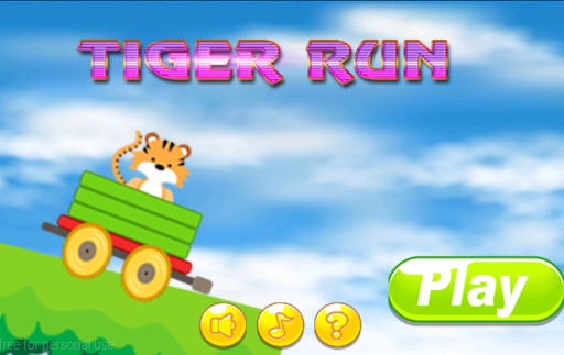Tiger Run Adventure