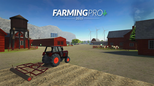 Farming PRO 2015 - screenshot