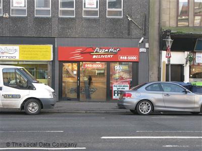 Pizza Hut Delivery On Glasgow Road Pizza Takeaway In