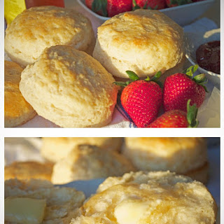 Buttery, Tender Baking Powder Biscuits