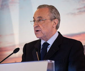 """Fiorentino Perez réagit aux critiques : """"Nous voulons sauver le football"""""""