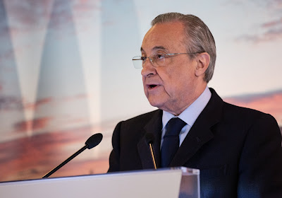 Florentino Perez officiellement candidat à sa propre réélection à la présidence du Real