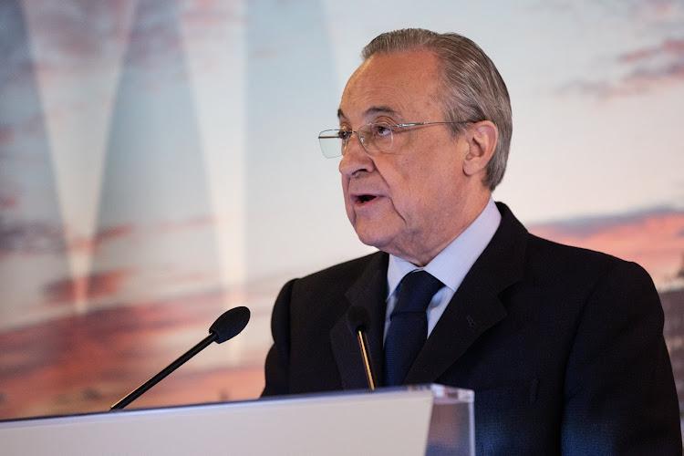"""Florentino Perez persiste : """"Nous n'avons peut-être pas su bien expliquer le projet"""""""