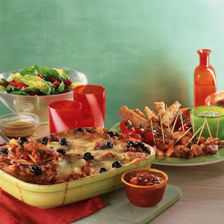 Spicy Shrimp Platter