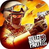 Bullet Party CS 2 : GO STRIKE APK Icon