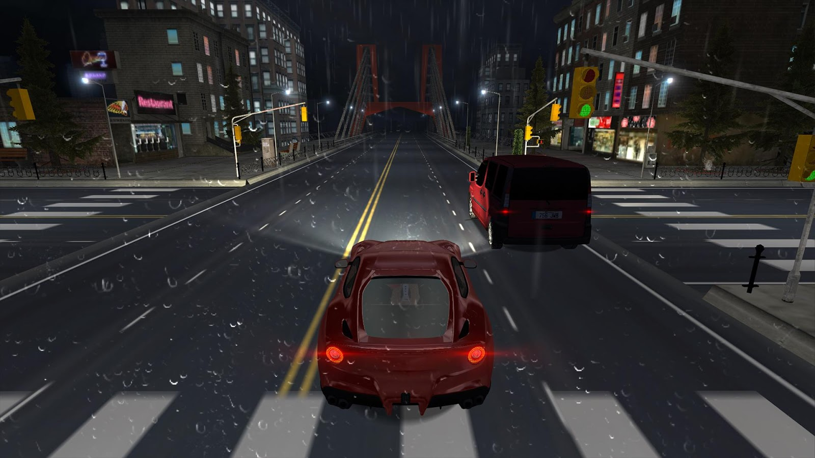 Traffic Driver- screenshot