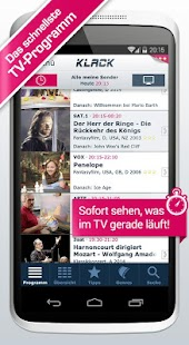 KLACK TV Programm | TV & Film- screenshot thumbnail
