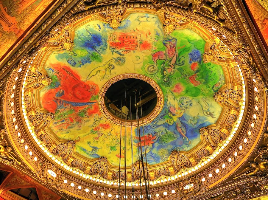 Opera Garnier by Vince Chong - Buildings & Architecture Other Interior