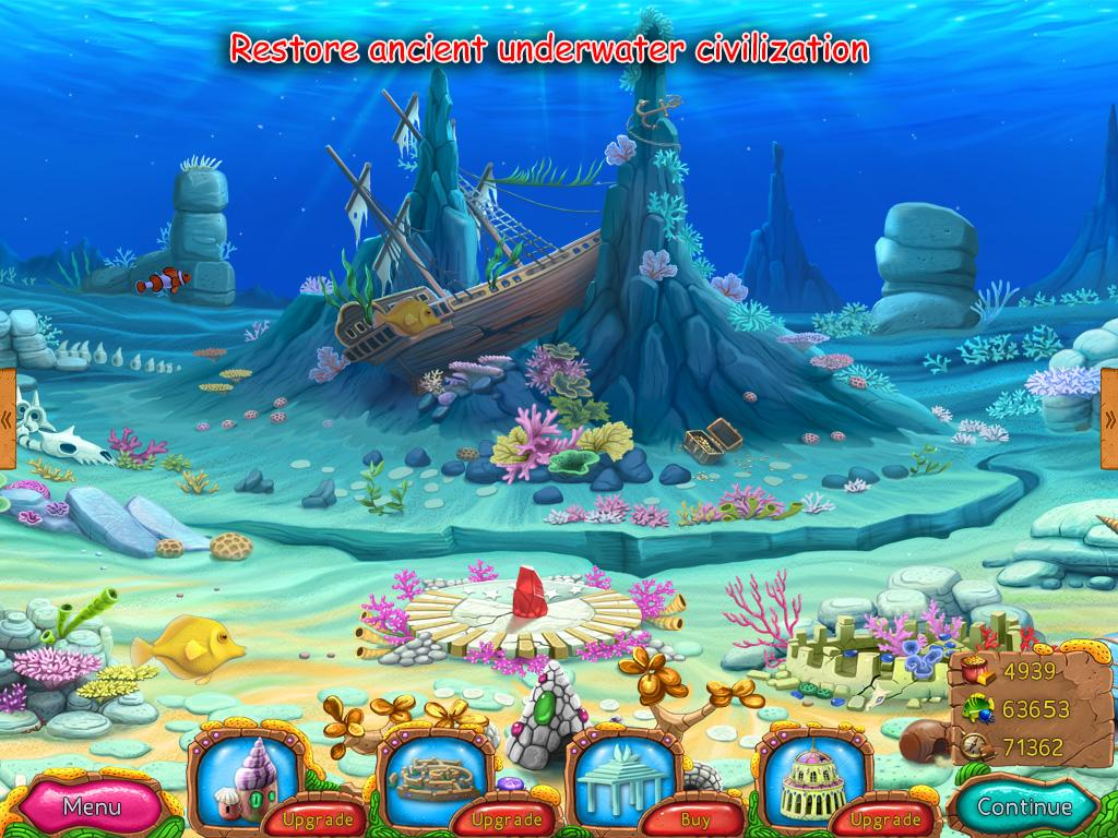Lost in Reefs 2- screenshot