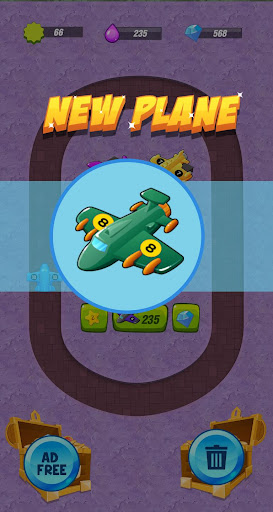 Merge Airplane - Click Idle Tycoon 1.4 screenshots 9