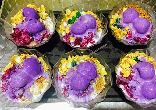 Melton's Halo-Halo: Rich Flavored Halo-Halo for A Very Affordable Price - Talk About Cebu