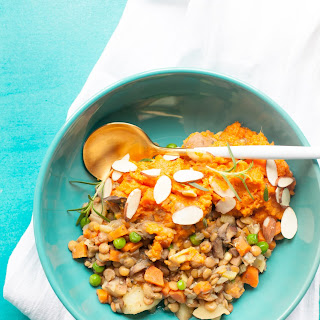 Sweet Potato Lentil Shepherd'S Pie Recipe