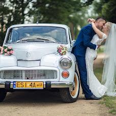 Wedding photographer Magdalena i tomasz Wilczkiewicz (wilczkiewicz). Photo of 26.08.2017
