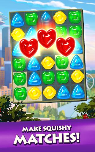 Gummy Drop! – Free Match 3 Puzzle Game  screenshots 1