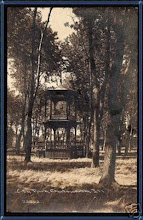 Photo: Bandstand in Chatsworth City Park - 1911