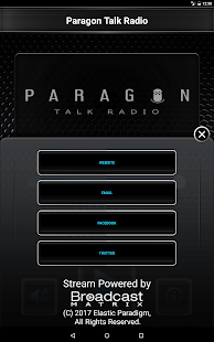 Paragon Talk Radio- screenshot thumbnail