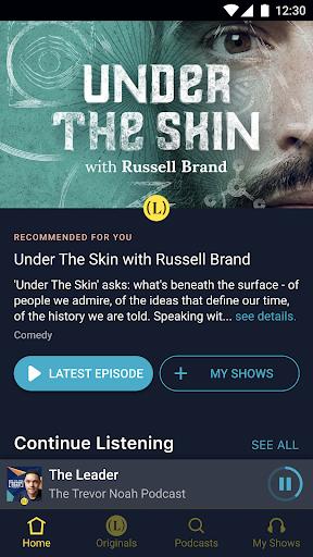 Luminary - Podcast App screenshots 6