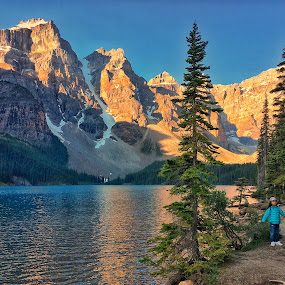 Moraine Lake by Margie Troyer - Instagram & Mobile iPhone (  )