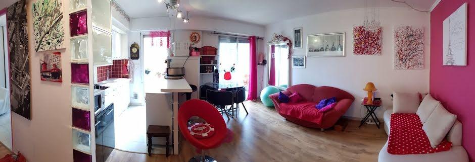 Vente appartement 2 pièces 40.28 m² à Le Cannet (06110), 165 000 €