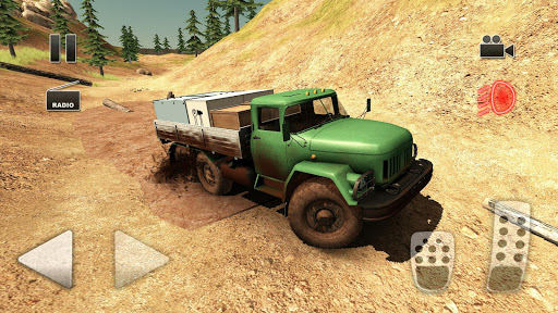 Truck Driver Crazy Road 2 apkslow screenshots 12