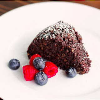 Low-carb Chocolate Cake