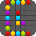 Color Lines - Logic Puzzle Game icon