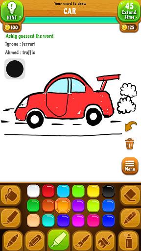 Draw N Guess Multiplayer 5.0.22 screenshots 2