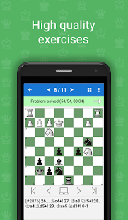 Mate in 3-4 (Chess Puzzles)- screenshot thumbnail
