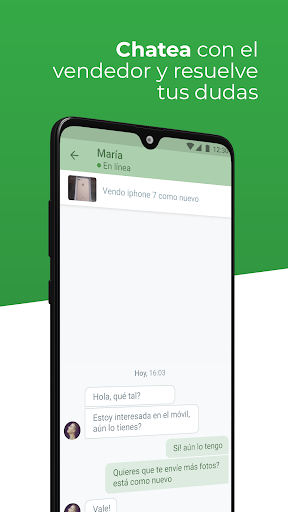 Milanuncios: Segunda mano, motor, pisos y empleo android2mod screenshots 5