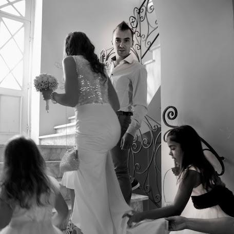 Wedding photographer Indre Pagausiu (indresniraite). Photo of 07.12.2016