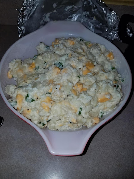 Aunt Ruby's Potato Salad Recipe
