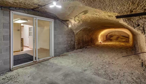 This historic Minnesota home for sale comes with caves