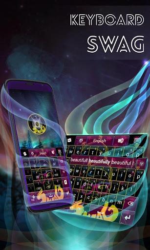 無料个人化AppのSWAGキーボード HotApp4Game