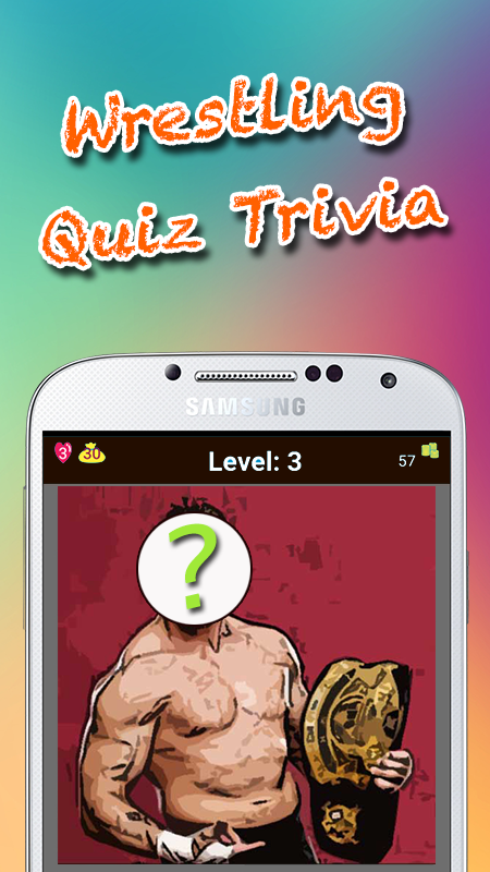 Screenshots of Guess the Wrestler Superstar for iPhone