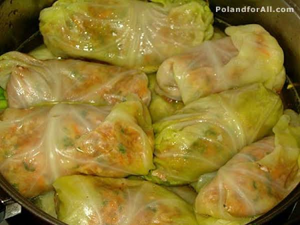 Czech Cabbage Rolls Recipe