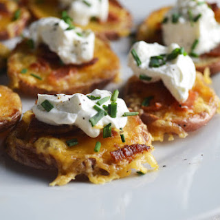Loaded Baked Potato Rounds