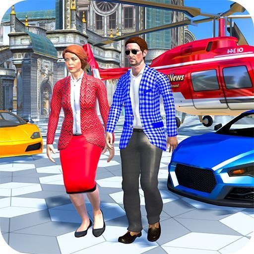 Baixar Billionaire Virtual Família Mom Dad Vida Simulator para Android