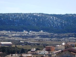 Photo: Spanien/Aragonien: A-1703 bei Frias de Albarracin (Urheberrecht M. Dorn)