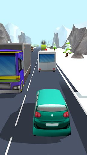 Highway Driver apkpoly screenshots 12