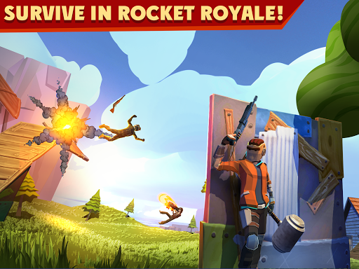 Rocket Royale 1.5.8 screenshots 1