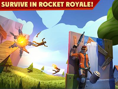 Rocket Royale 1.5.9 (Mod Money)