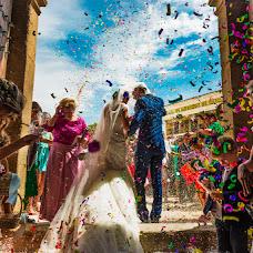 Wedding photographer Eliseo Regidor (EliseoRegidor). Photo of 09.10.2015