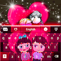 Love Match Keyboard icon