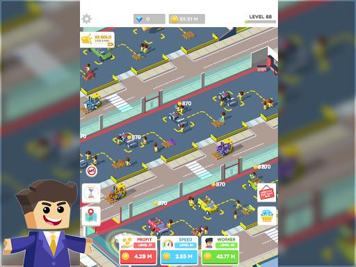 Idle Mechanics Manager u2013 Car Factory Tycoon Game filehippodl screenshot 13